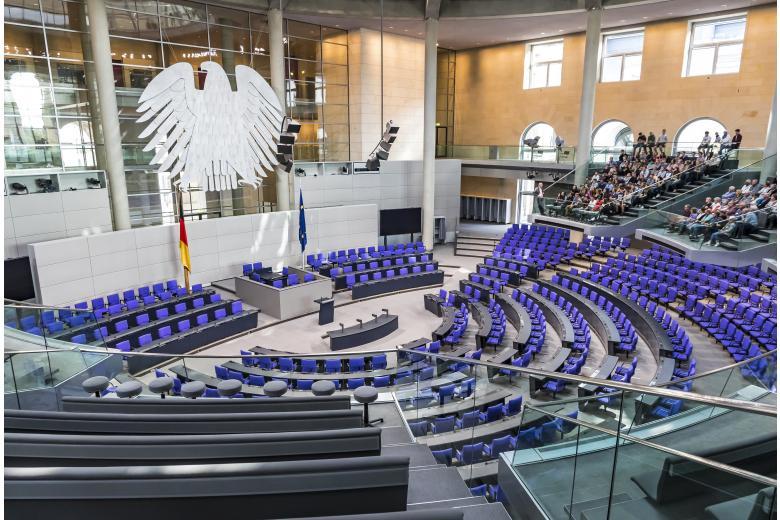 Над кем смеются и кому хлопают депутаты Бундестага? фото 1