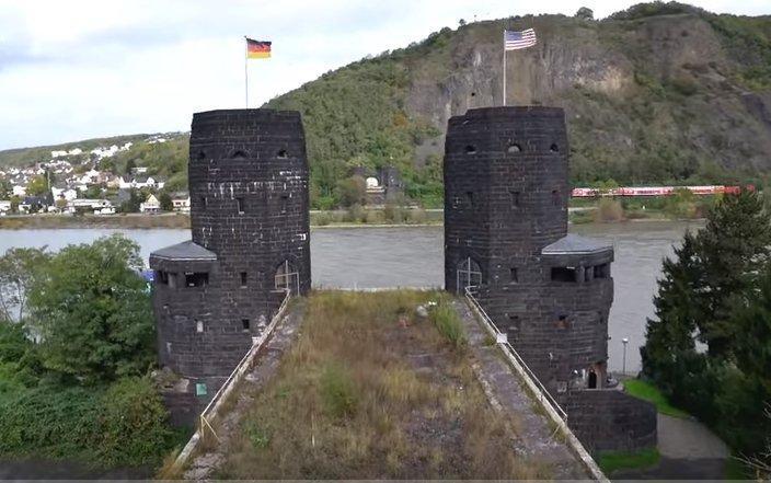 Немцы продают мост времён Второй мировой войны фото 1