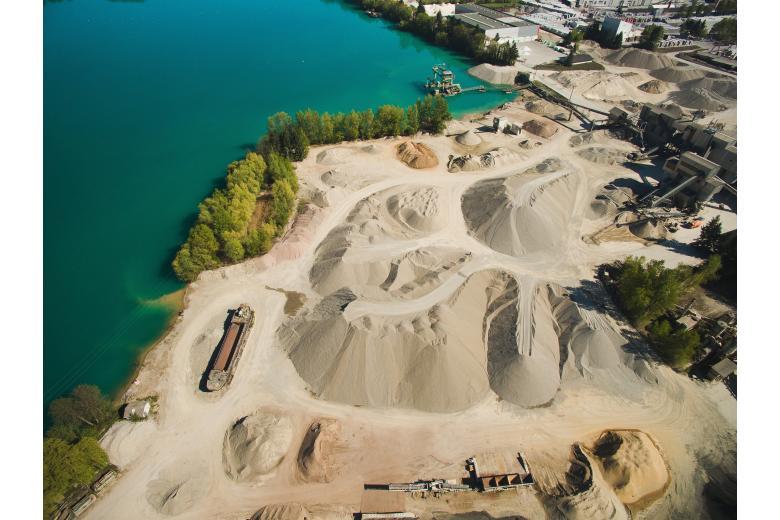 Рукотворное чудо: немецкие угольные карьеры стали озерами фото 1