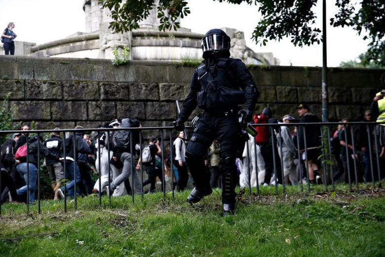 В Германии прошли первомайские демонстрации фото 1