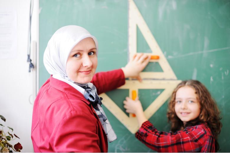 Суд запретил учительнице-мусульманке преподавать в платке фото 1