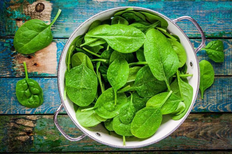 Вместо лекарств и диеты: в чем польза шпината фото 1