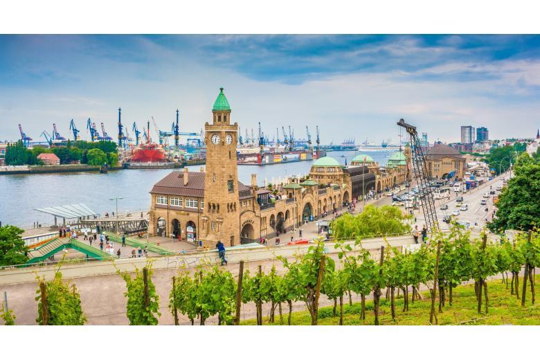 Гамбургский рыбный рынок: традиции, колорит и качество фото 1