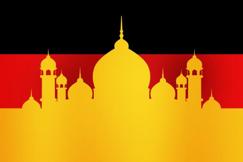 В Германии состоялось открытие еще одной мечети фото 1