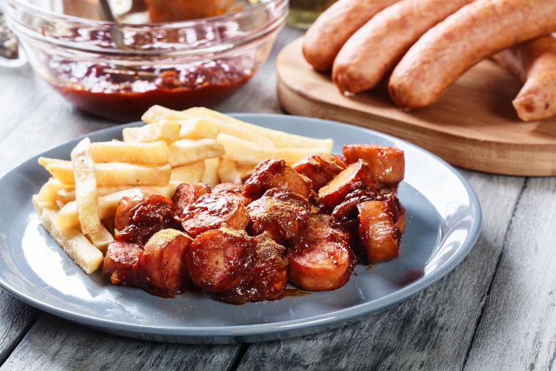 Самое популярное блюдо немецких столовых фото 2