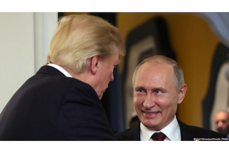 В ожидании встречи. О чем будут говорить Путин и Трамп? фото 1