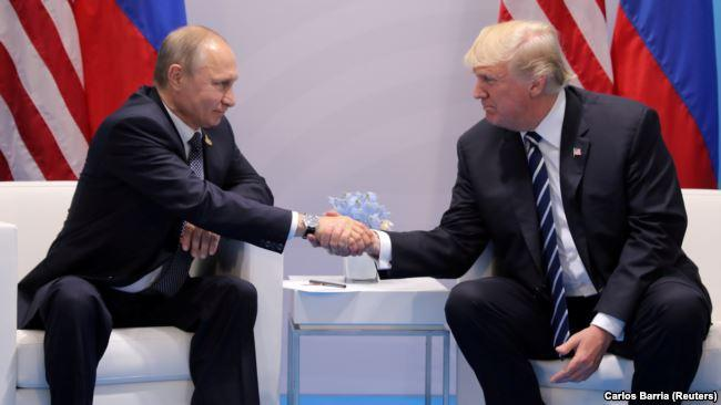 В ожидании встречи. О чем будут говорить Путин и Трамп? фото 5