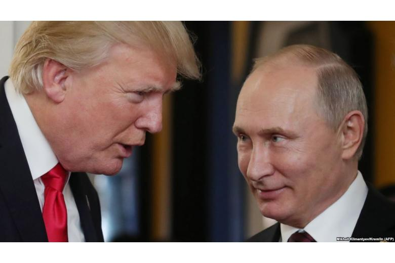 Путин как самоцель. Подводные камни саммита президентов России иСША фото 1