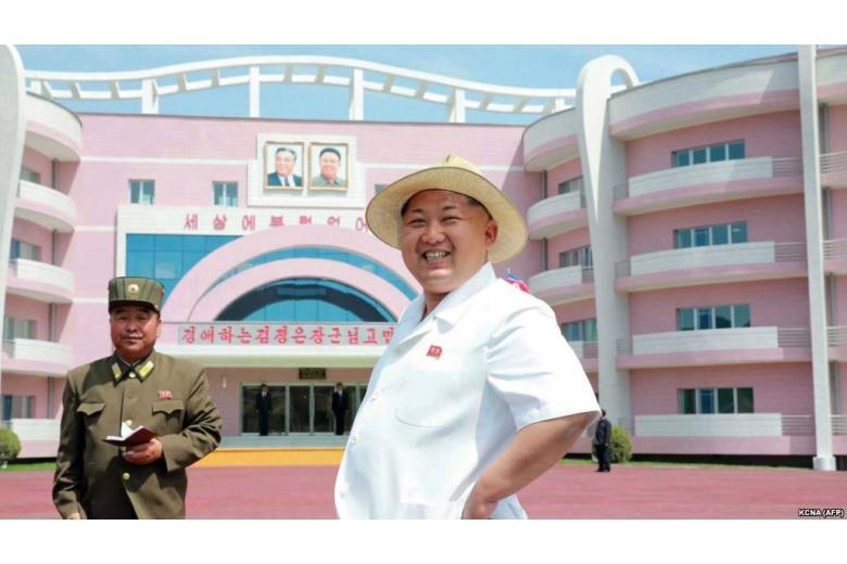 Сладкая жизнь Пхеньяна. Как Ким Чен Ын меняет Северную Корею фото 1