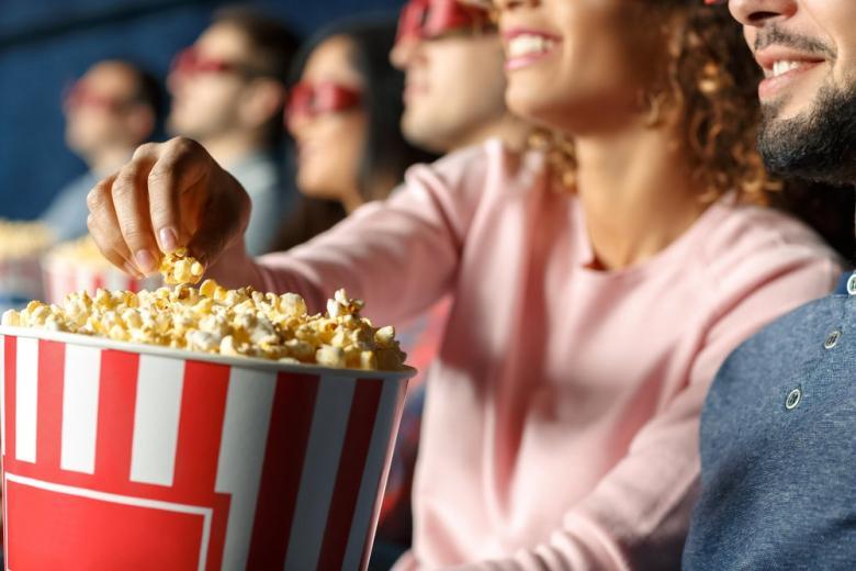 Диета для киноманов: как попкорн помогает худеть фото 1