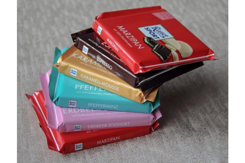 Шоколад Ritter Sport: сладкая история успеха фото 1