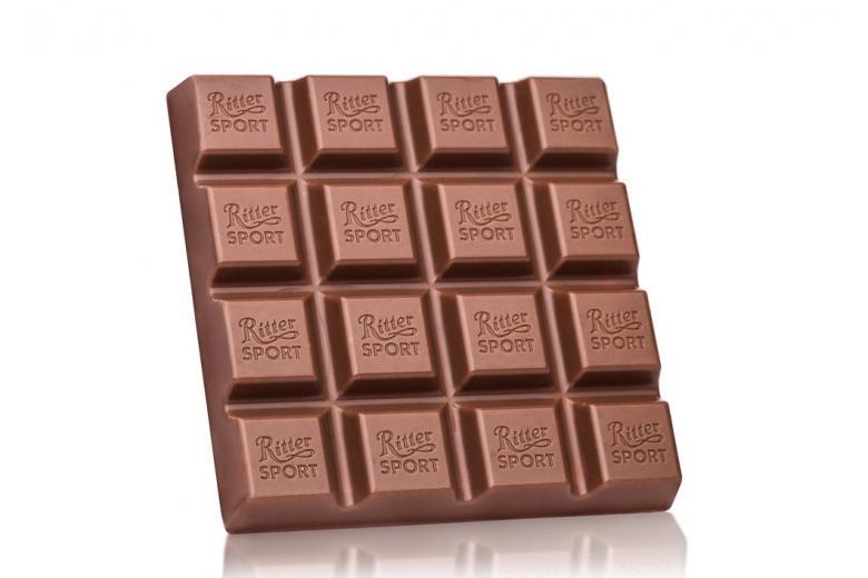 Шоколад Ritter Sport: сладкая история успеха фото 2