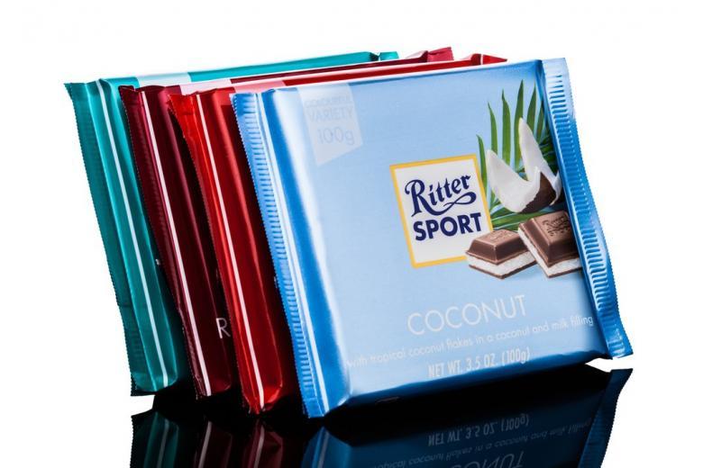 Шоколад Ritter Sport: сладкая история успеха фото 3