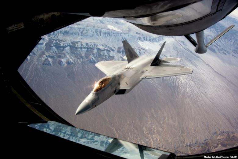 Преимущество в небе: война самолетов-невидимок фото 10