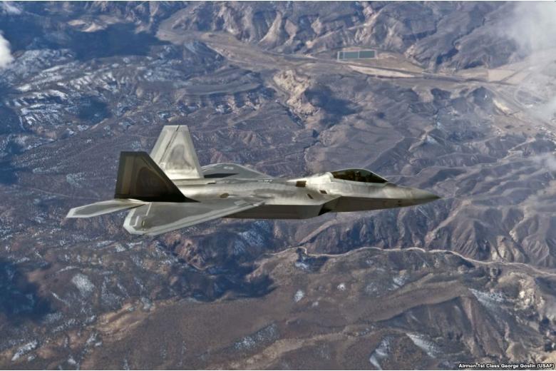 Преимущество в небе: война самолетов-невидимок фото 11