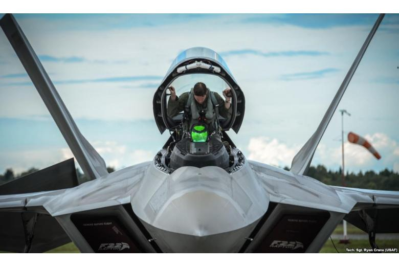 Преимущество в небе: война самолетов-невидимок фото 13