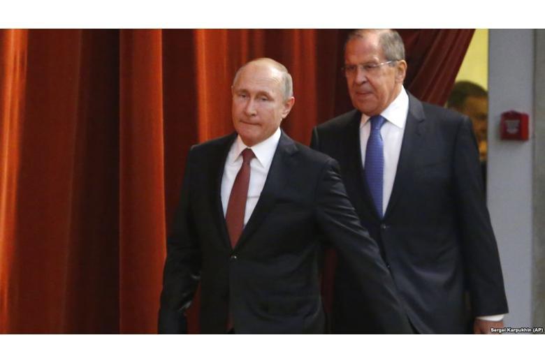 Путин выносит тайны переговоров с президентом США фото 1