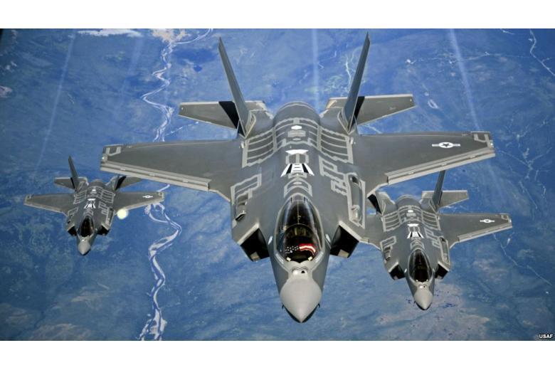 Преимущество в небе: война самолетов-невидимок фото 16