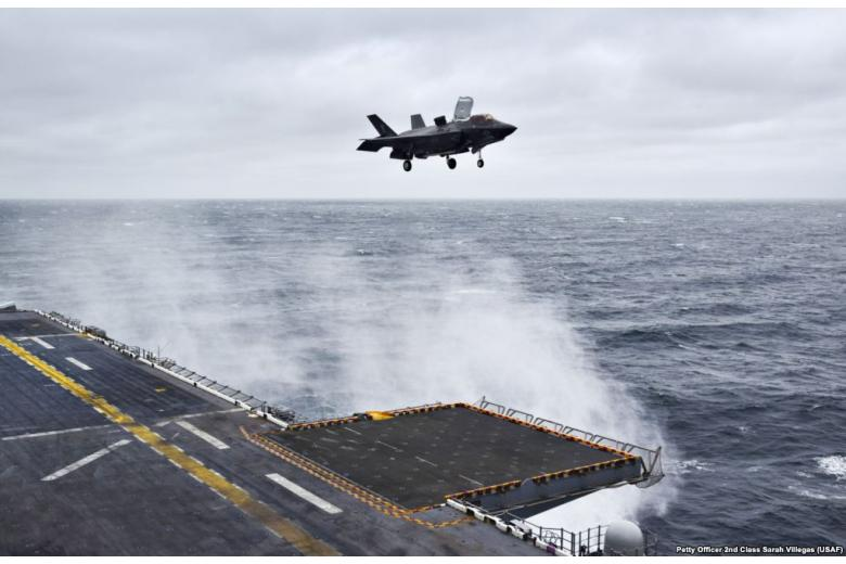 Преимущество в небе: война самолетов-невидимок фото 17