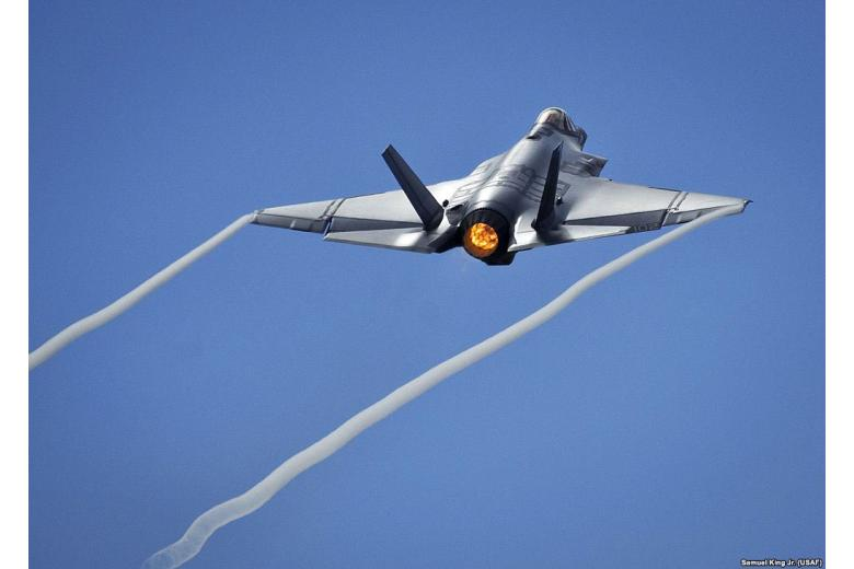 Преимущество в небе: война самолетов-невидимок фото 18