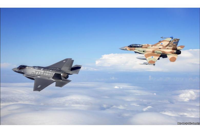 Преимущество в небе: война самолетов-невидимок фото 19