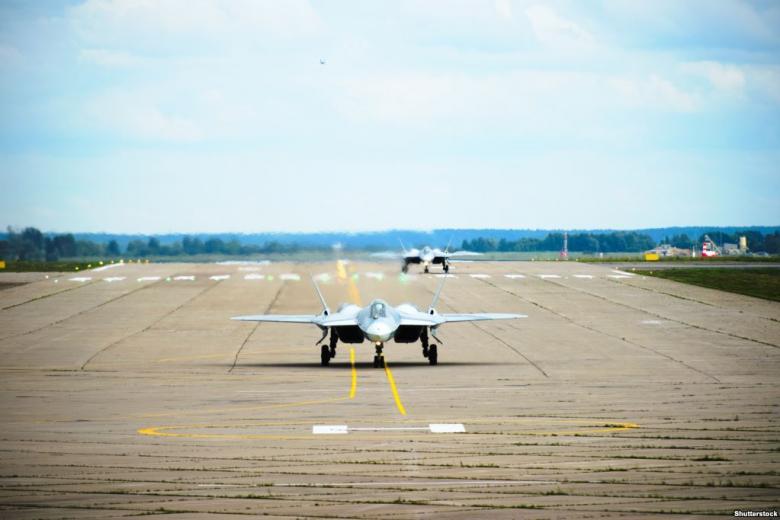 Преимущество в небе: война самолетов-невидимок фото 21