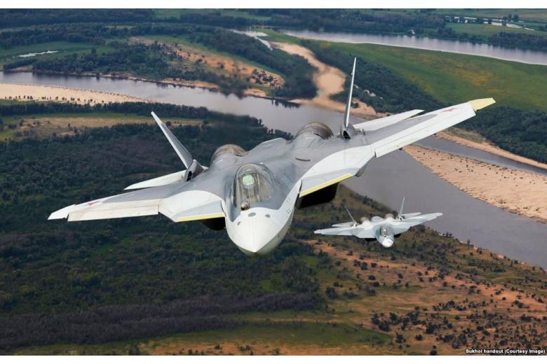 Преимущество в небе: война самолетов-невидимок фото 2