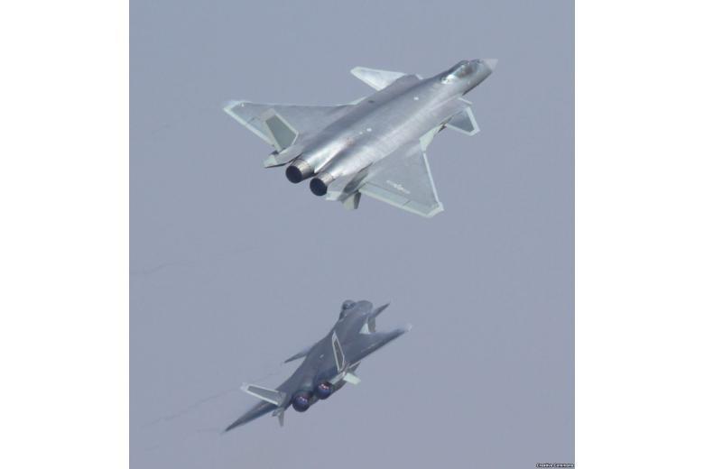 Преимущество в небе: война самолетов-невидимок фото 6