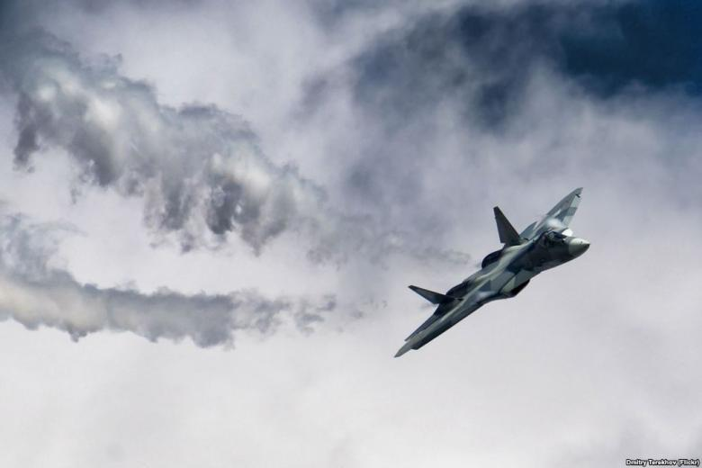 Преимущество в небе: война самолетов-невидимок фото 1