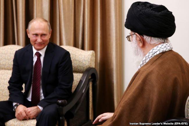 Путин между Трампом и аятоллами. Почему они начнут с Ирана? фото 4