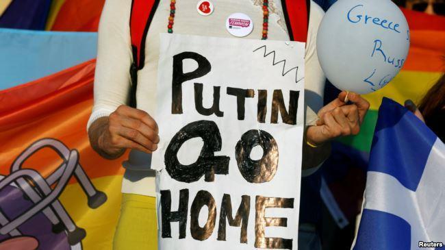 Не залезли на Святую Гору. Греция высылает российских дипломатов фото 2