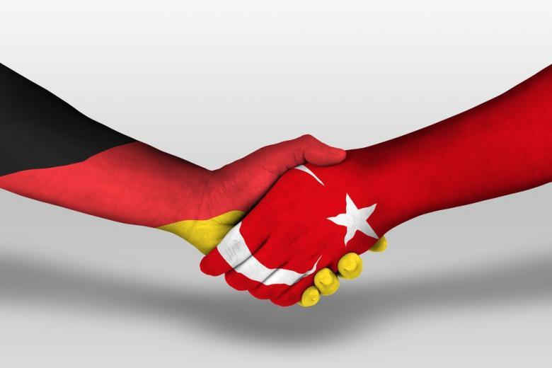Германия отменяет санкции против Турции фото 1