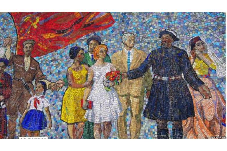 Неформальный национализм. Как советский троп стал российским фото 1