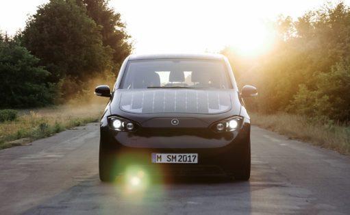 электромобиль в Германии