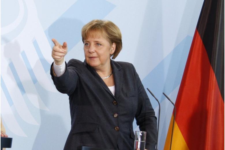 Раз в году и Меркель может провести бесплатную экскурсию фото 1