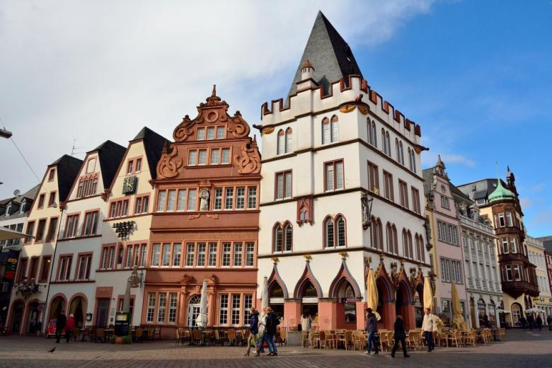 Rotes Haus in Trier