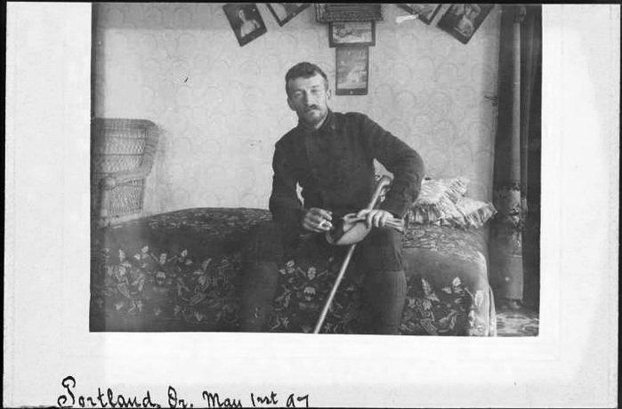 Константин Ренгартен: первое пешее кругосветное путешествие совершил российский немец фото 1