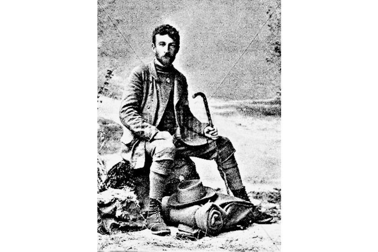 Константин Ренгартен: первое пешее кругосветное путешествие совершил российский немец фото 2