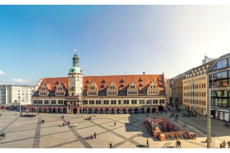 Сколько стоит экскурсия по достопримечательностям Лейпцига? фото 1