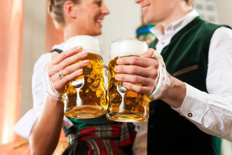 Алкоголь и Европа: немцы слишком много пьют фото 1
