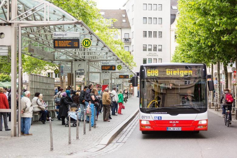 В 5 городах Германии проезд в общественном транспорте будет бесплатным фото 1