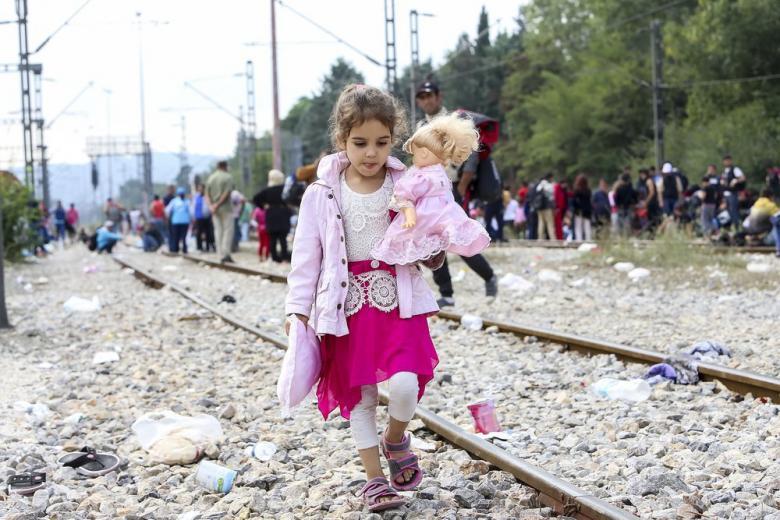 В Германии ищут 900 детей-беженцев фото 1