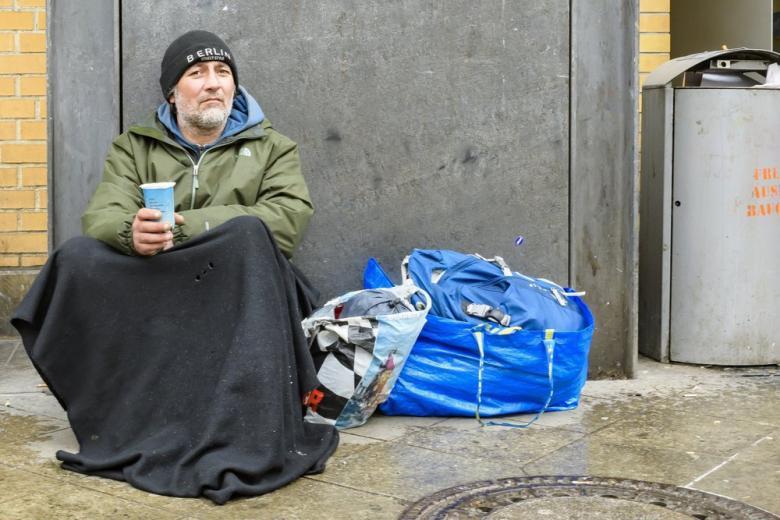 На жилье для бездомных в Берлине выделят более миллиона евро фото 1