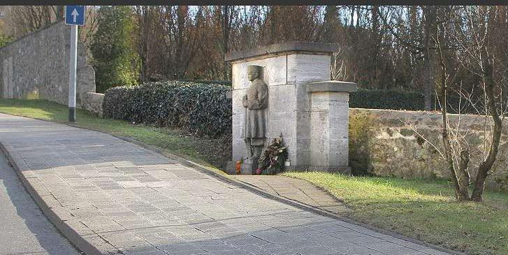 В Гессене хотят отреставрировать памятник украинским военнопленным фото 2