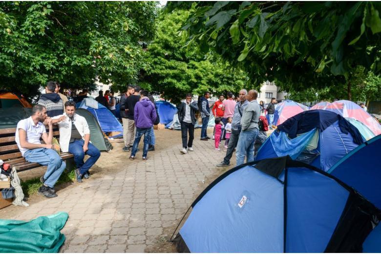 refugees bosnia and herzogovina