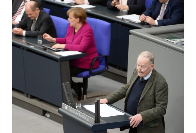 "Александер Гауланд: ""Меркель ушла из-за нас"" фото 1"