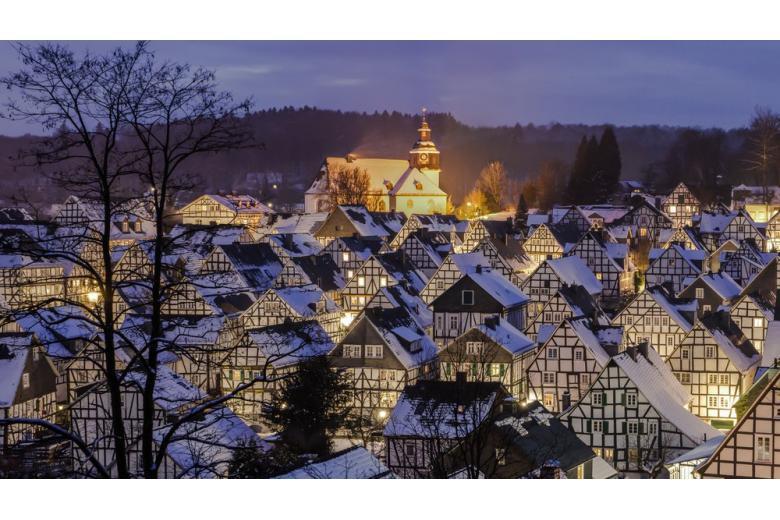 Рождественское путешествие: самые интересные места Германии фото 1