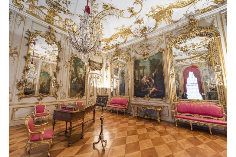 Особенности дворца Сан-Суси в Германии фото 2