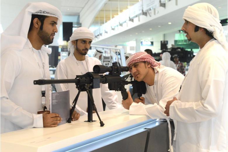 Оружие в Саудовской Аравии
