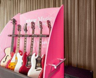 nhow-berlin guitars
